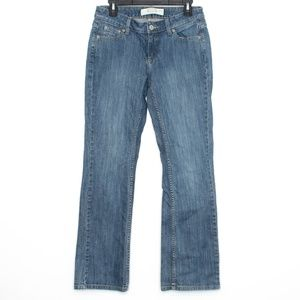 """Merona """"Low Rise Boot"""" Jeans 30 BC"""